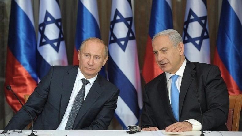 Live: Putin und Netanjahu geben gemeinsame Pressekonferenz in Moskau