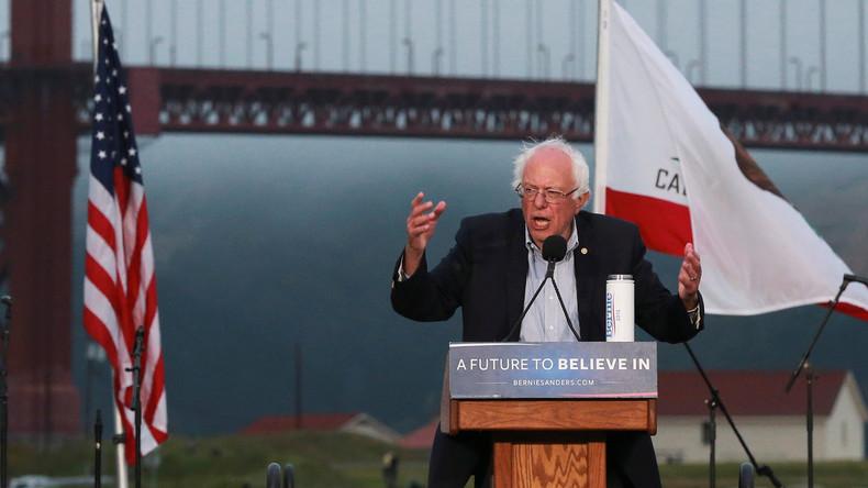 Letzter Super Tuesday: Bernie Sanders kämpft um Kalifornien