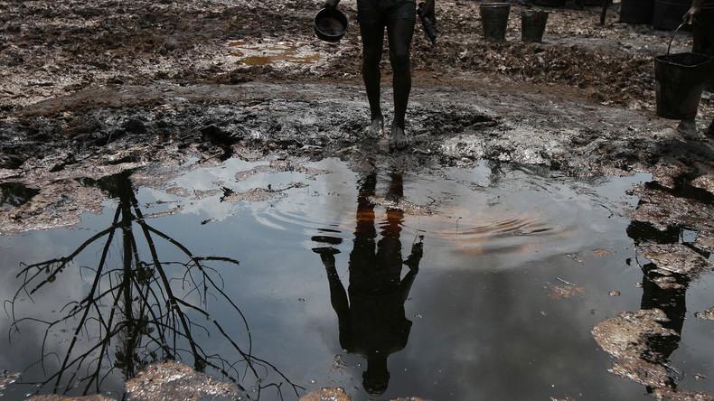 Attentate gegen Pipelines in Nigeria lassen internationalen Ölpreis steigen