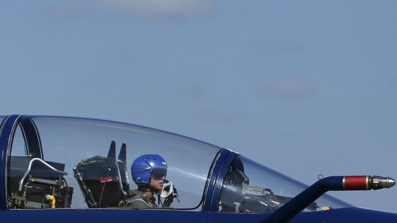 """""""Recht auf Verteidigung"""" - Chinesisches Jagdflugzeug fängt US-Spionageflugzeug ab"""