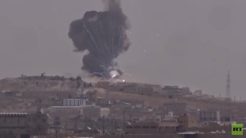 Über 20 Tote und viele Verletzte in Aleppo nach Angriffen durch Al-Nusra & Ahrar al-Sham