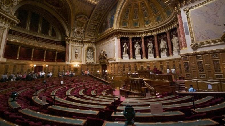 Live: Französischer Senat stimmt über die Aufhebung der Sanktionen gegen Russland ab