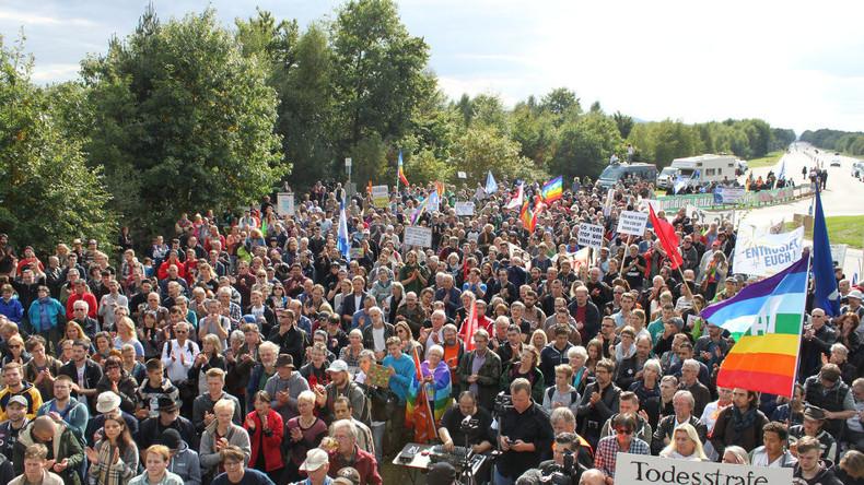 """""""Stopp Ramstein""""-Kampagne am Wochenende: US-Militär plant Einsatz von Antiterror-Abteilung"""