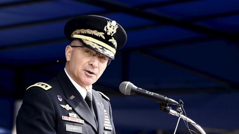 """Neuer NATO-Kommandant Scaparrotti bricht Tabu: """"Wir sollten die Ukraine bewaffnen"""""""