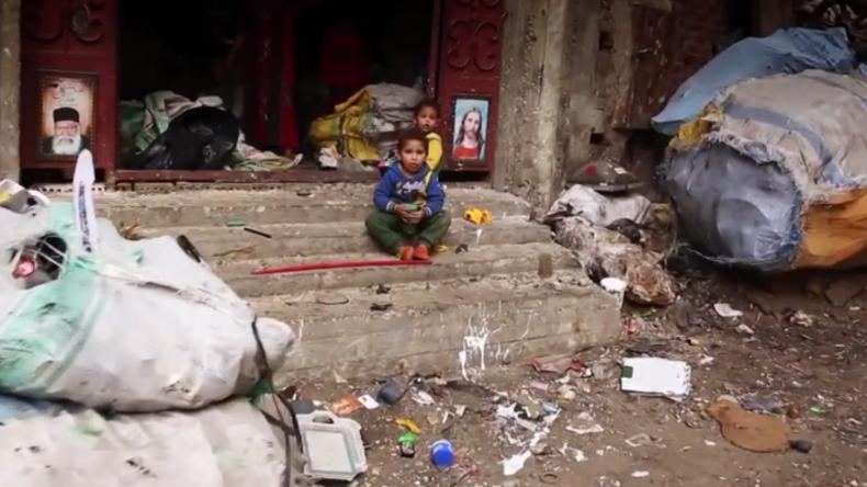Manschijet Nasser in Ägypten: Keine Polizei – Überall nur Müll: Wie überleben die Menschen hier?