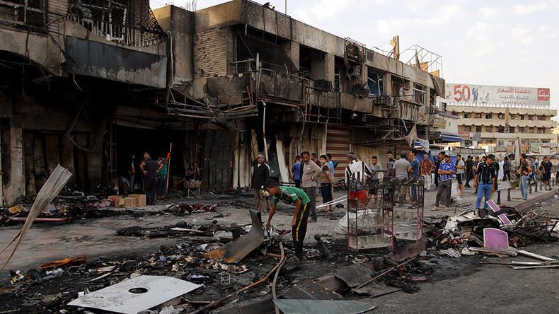 Neues Autobomben-Attentat in Bagdad: Mindestens 22 Tote, 70 Verletzte