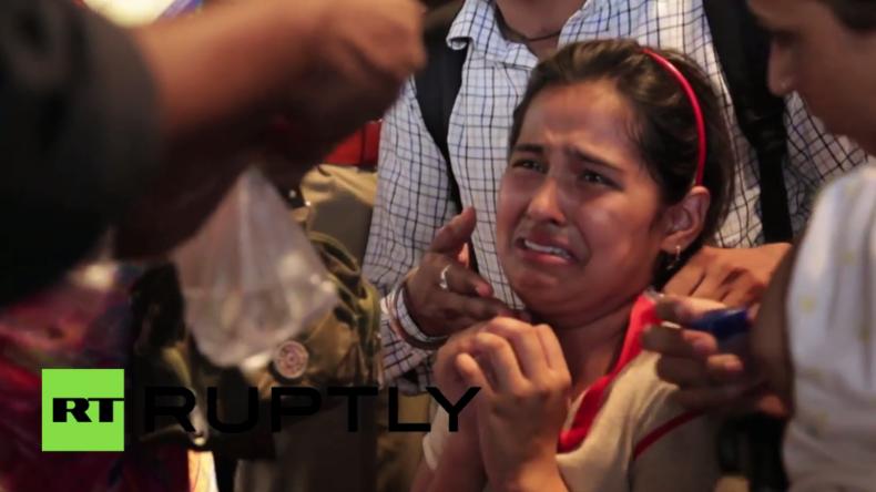 Zehntausende Inder schlucken lebenden Fisch, um Asthma zu heilen – Ob sie wollen oder nicht