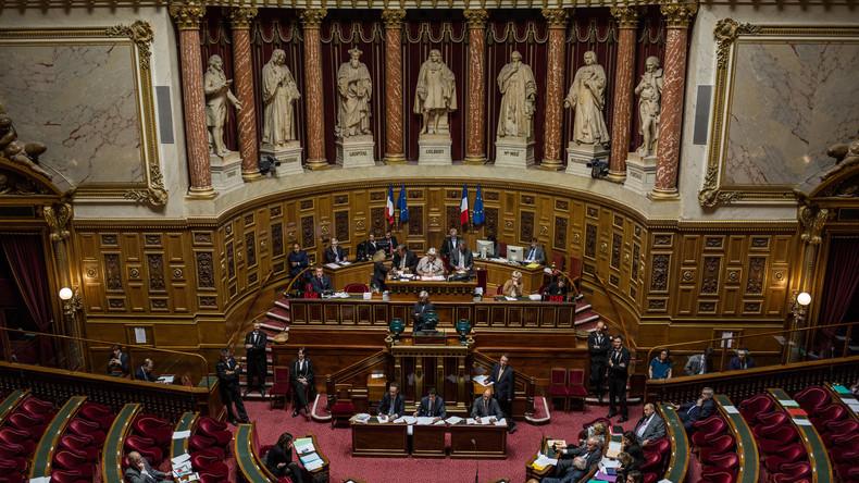 302 zu 16: Französischer Senat empfiehlt stufenweisen Abbau von Russland-Sanktionen