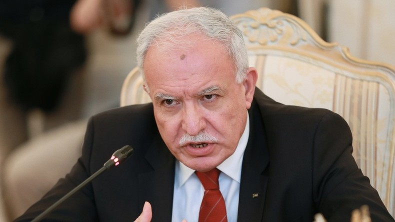 Palästinensischer Außenminister bei RT: Wir begrüßen die führende Rolle Moskaus bei Konfliktlösungen