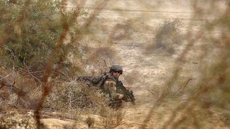 Frankreich bestätigt Einsatz von militärischen Spezialeinheiten in Syrien