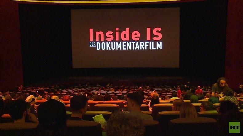 "Jürgen Todenhöfer präsentiert seinen Doku-Film ""Inside IS"" im Zoo Palast Berlin"