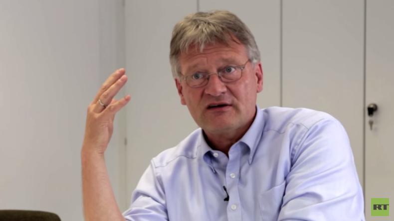 Imad Karim im Gespräch mit Jörg Meuthen (AfD) - Das etwas andere Interview