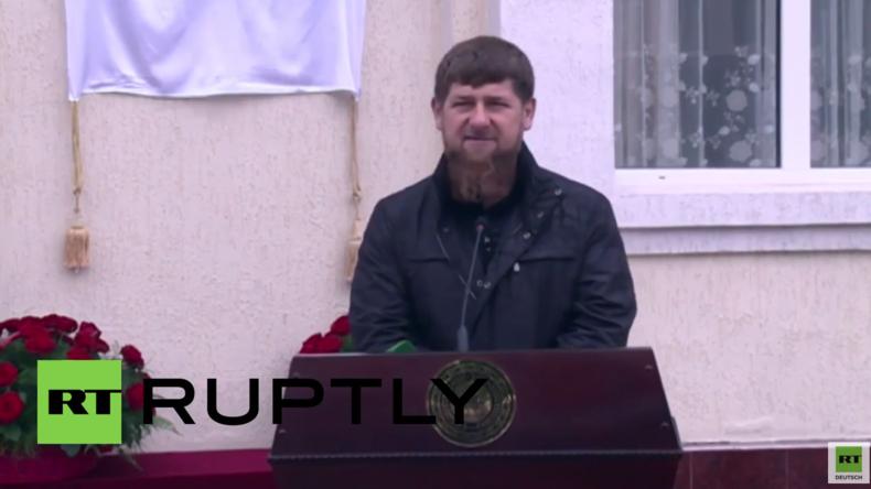 Russland: Kirow Allee in Grosny wird zu Ehren Muhammad Alis umbenannt