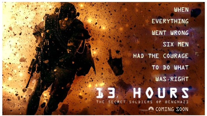"Michael Bays ""13 Hours: The Secret Soldiers of Benghazi"" – Eine Filmkritik"