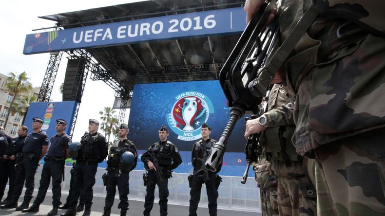 Höchste Alarmbereitschaft vor der EM: Französische Behörden greifen durch
