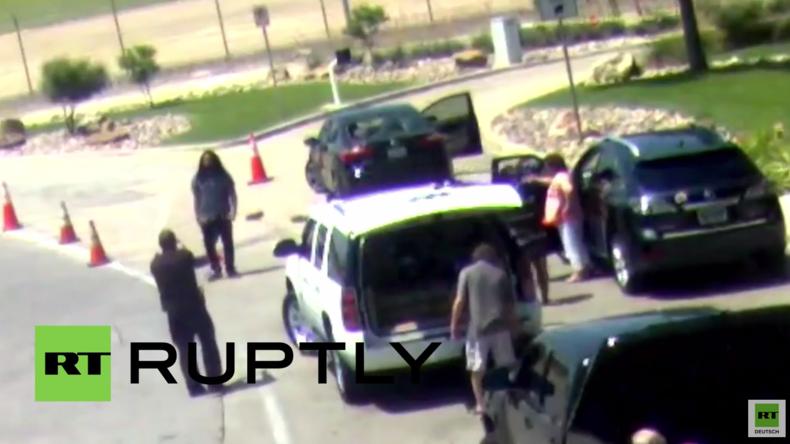 USA: Polizist erschießt Mann am Flughafen von Dallas