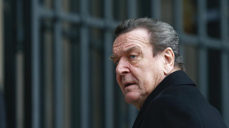 """Ex-Kanzler Schröder: """"Deutsche NATO-Führung an russischer Grenze ist ein schwerwiegender Fehler"""""""