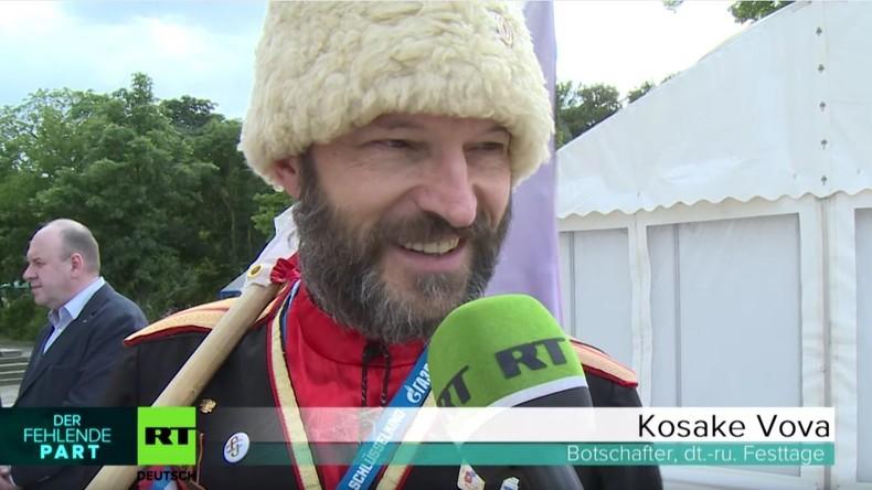 Kulturfest in Berlin: Deutsch-Russische Freundschaft in Zeiten der Krise