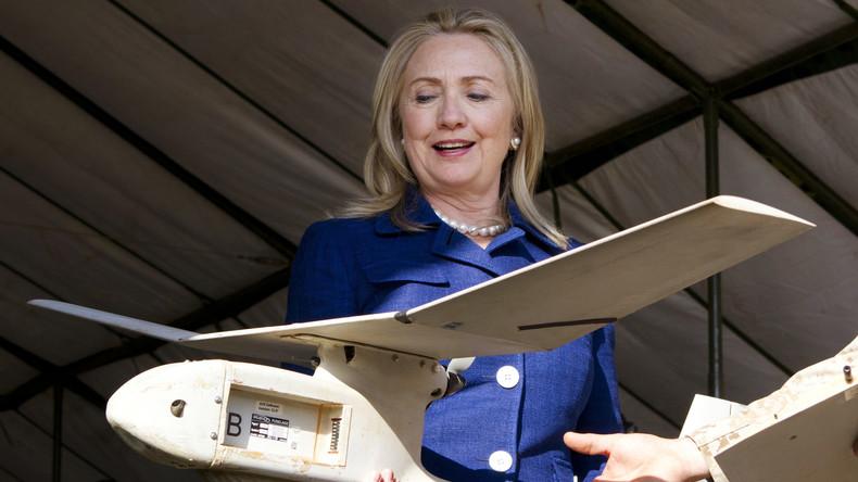 """Wikileaks gegen """"Killary"""": """"Genug Beweise, um Clinton unter Anklage zu stellen"""""""