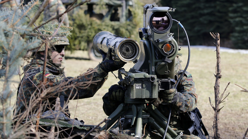 NATO billigt Stationierung von vier Bataillonen im Baltikum - Russland: Das erschreckt uns nicht
