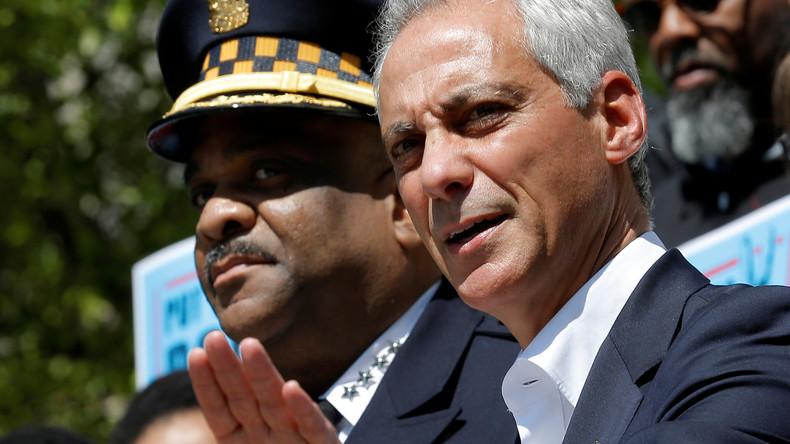 Ausufernde Polizeigewalt in Chicago: Bundesbehörden machtlos