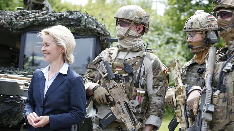 Deutsche Spezialkräfte im Kampf-Einsatz in Syrien? Damaskus erzürnt, Berlin dementiert