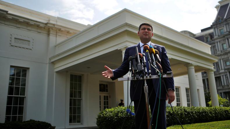"""""""Für Reformanstrengungen"""" - USA stellen Ukraine weitere 220 Millionen US-Dollar zur Verfügung"""