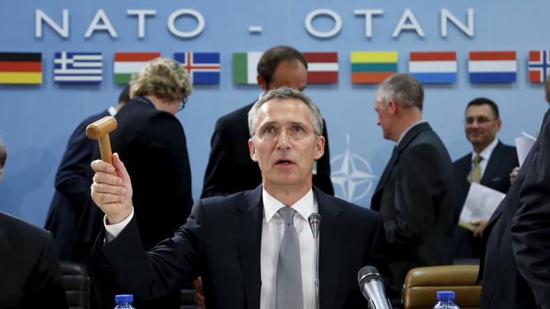 NATO-Generalsekretär Stoltenberg droht: Schwerer Cyber-Angriff kann NATO-Bündnisfall auslösen