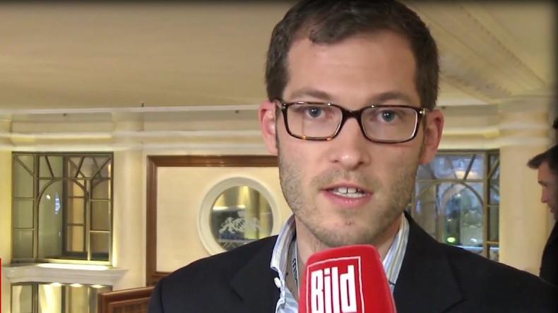 """BILD.de-Chef Julian Reichelt nach Mahnung: """"Deutscher Presserat ist Handlanger der Kreml-Propaganda"""""""