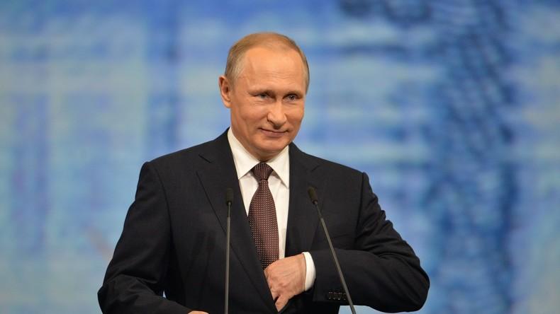 Live-Updates: Pressekonferenz von Wladimir Putin und  Matteo Renzi