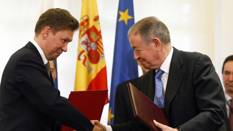 Shell und Gazprom vereinbaren Kooperation für LNG-Projekt Ust-Luga in der Ostsee