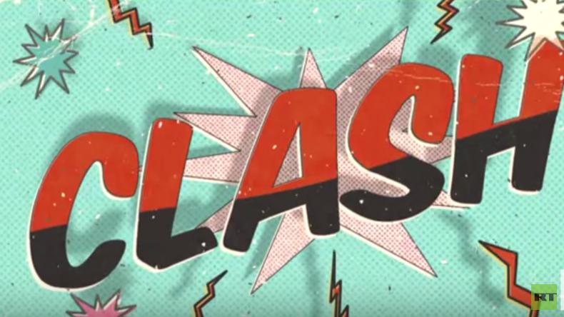 CLASH #2 - Piraten & Bösewichte