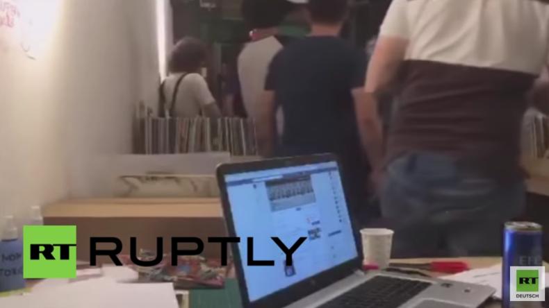 Türkei: Video zeigt Angriff auf Radiohead-Fans durch Islamisten in Istanbul