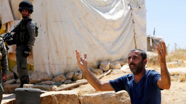 """""""Wasserkrieg"""" im Westjordanland: Israel schränkt Trinkwasserversorgung für Palästinenser ein"""