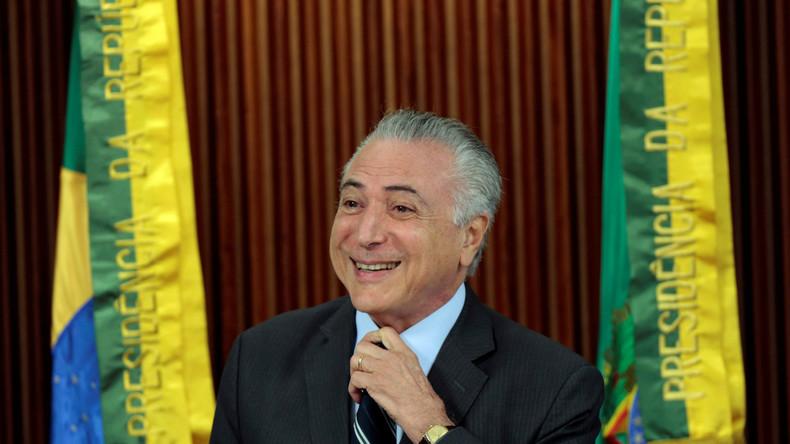 Absetzung von Rousseff: Wie die brasilianischen Medien den Machtwechsel einleiteten