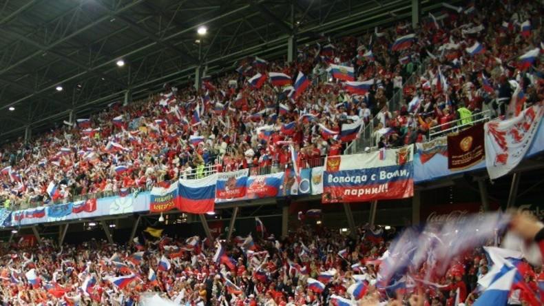 LIVE aus Toulouse - Fußballfans vor und nach dem EM-Spiel Russland - Wales