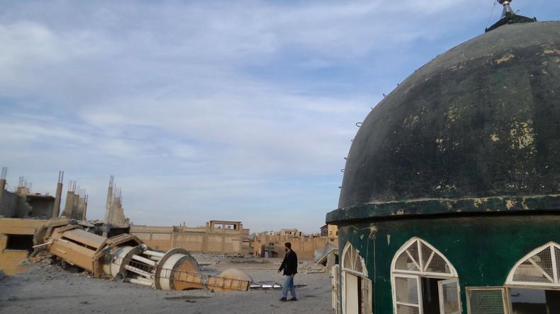 """Kampf um Rakka: Wer besiegt den """"Islamischen Staat""""?"""