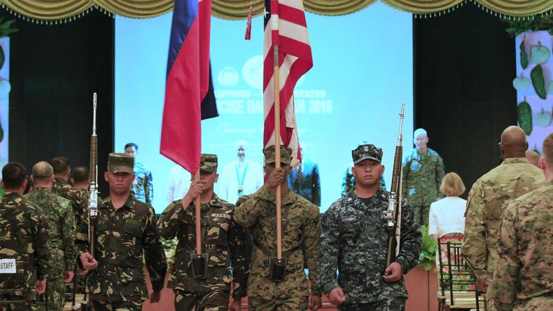 Pivot to Asia: US-Streitkräfte kehren mit fünf neuen Militärbasen auf die Philippinen zurück