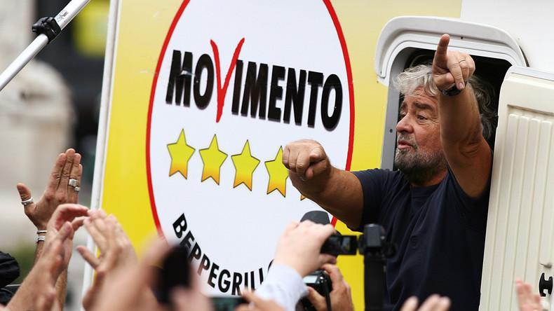 """Gegen das Establishment: """"Fünf Sterne""""-Bewegung gewinnt Bürgermeisterwahl von Rom"""