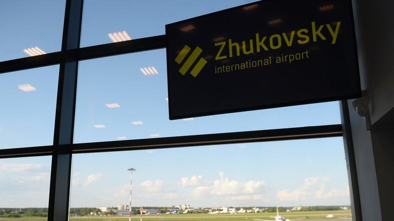 Neuer Moskauer Flughafen fertigt erste Flüge ab