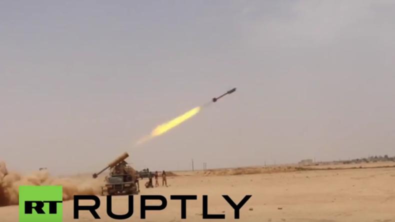 Syrien: Syrische Truppen erobern Thawra-Ölfelder bei Vormarsch auf Rakka zurück