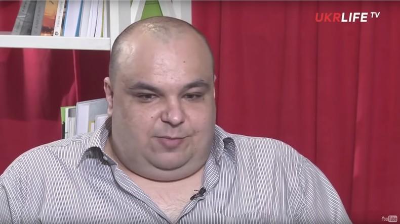 """""""Ukrainischer Doktor Mengele"""" ruft in TV-Sendung dazu auf, Regierungsgegner zu töten"""