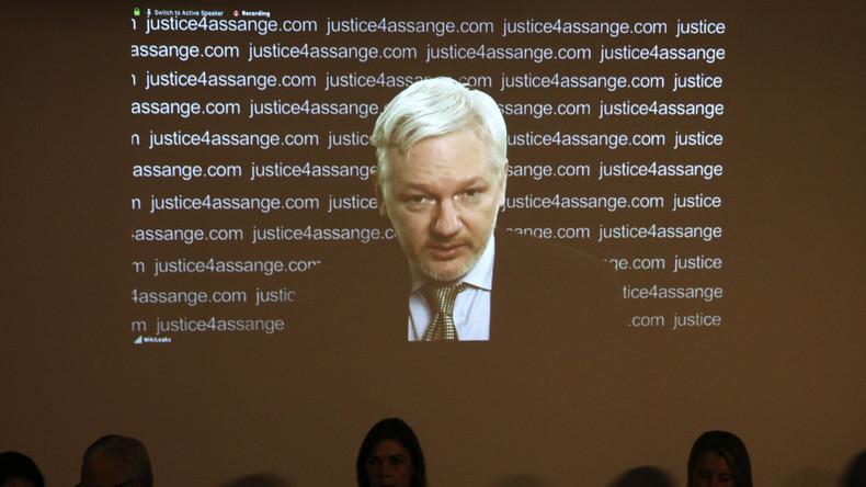 """""""Zuerst kamen sie für Assange"""" - Solidarität mit WikiLeaks auch in Berlin"""