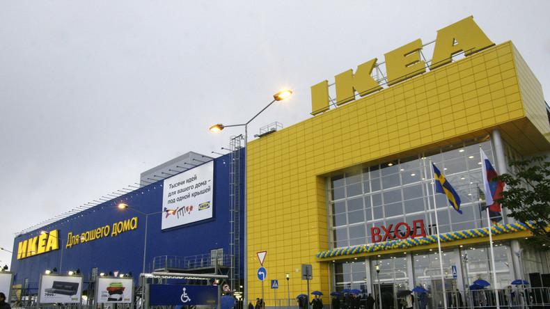 IKEA will 2 Milliarden US-Dollar in Entwicklung von Verkaufszentren in Russland investieren