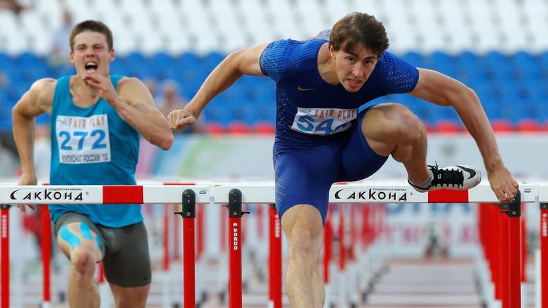 Nach Dopingskandal: Nur einzelne russische Leichtathleten dürfen an Olympia teilnehmen