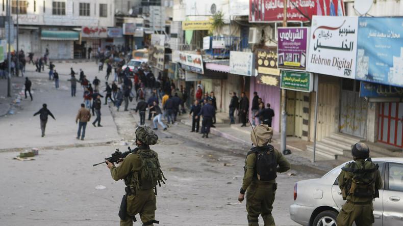 """Israelische Streitkräfte erschießen """"versehentlich"""" 15-Jährigen nach Schwimmbadbesuch"""