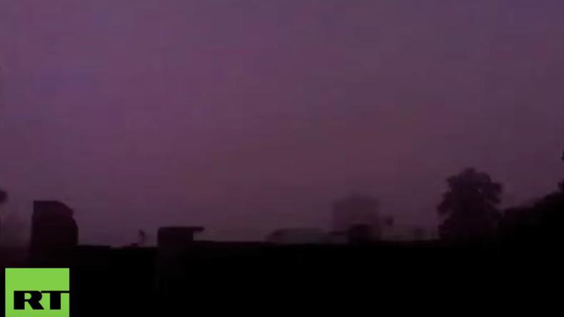 Indien: Blitzeinschläge töten mindestens 90 Menschen in drei Bundesstaaten