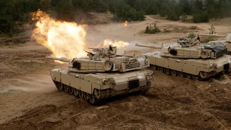 Putin: NATO-Aggression unterminiert sinnvolle Maßnahmen zur Bekämpfung der Terrorgefahr