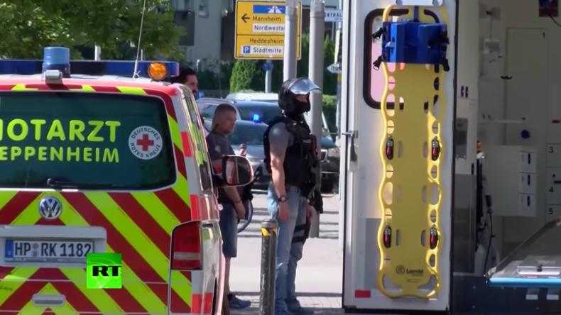 Südhessen: Alle Geiseln gerettet - Polizei beendet erfolgreich Geiselnahme in Viernheim