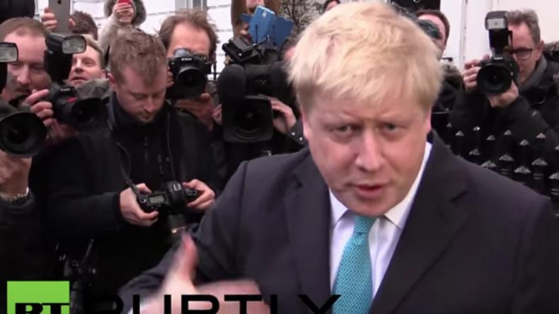 Live: England sagt Ja zum Brexit – Ehemaliger Bürgermeister Londons Boris Johnson gibt Statement